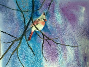 Wine & Watercolor 5-29 two
